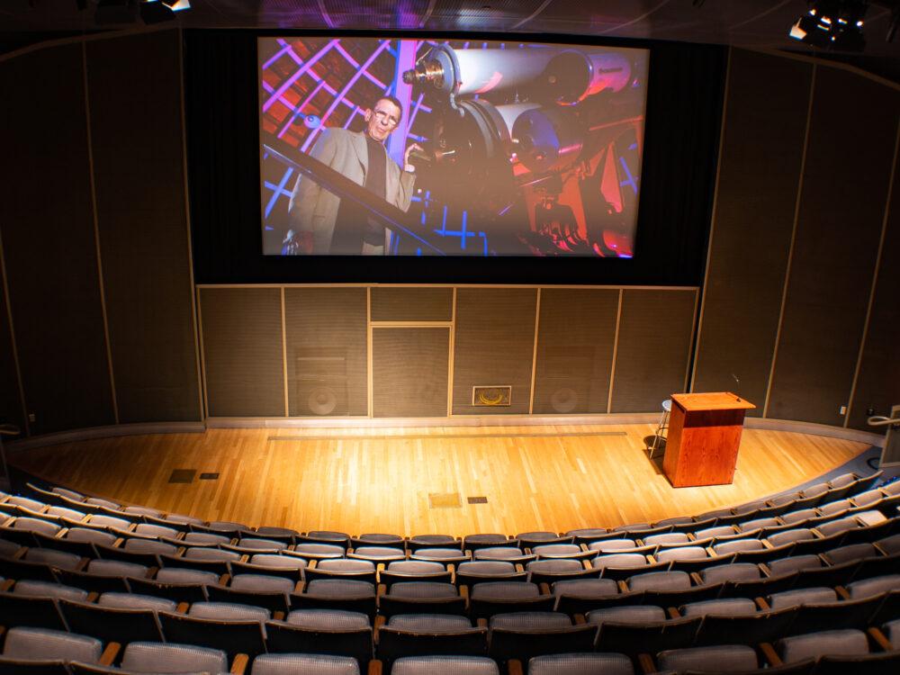 Leonard Nimoy Event Horizon Theater