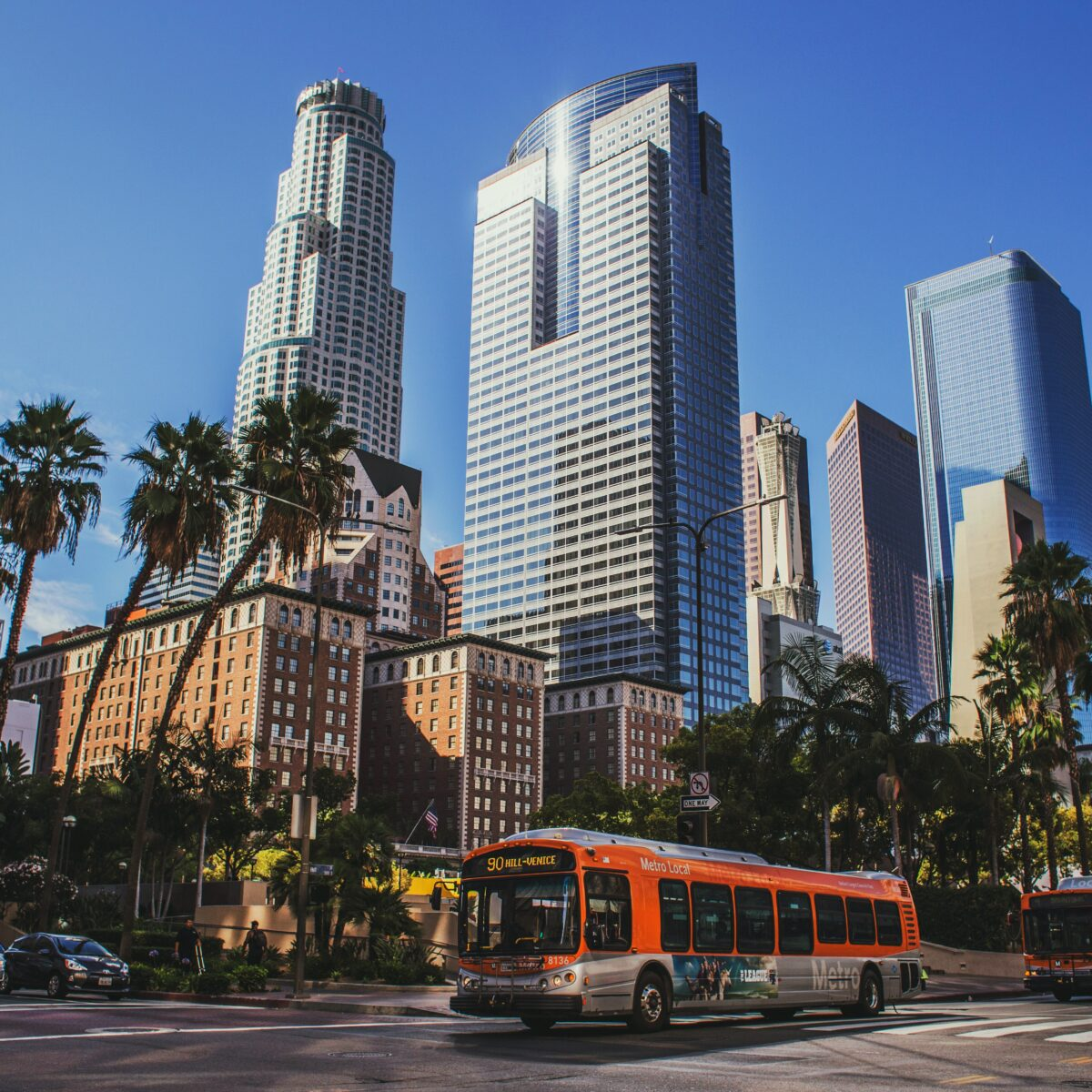 Los Angeles Streets (
